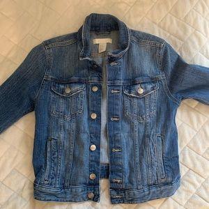 (SOLD)H&M Denim Jacket